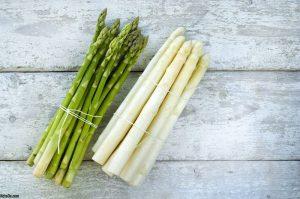 Maggio: l'asparago incontra il Manzoni